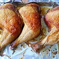 烤鸡腿#我的品道美食#的做法图解4
