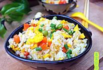 正宗的土鸡蛋炒饭的做法