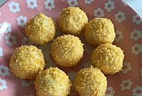 芝心薯球,可爱的小丸子的做法