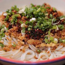 【南昌拌粉】穷对付有门道,没肉没菜能吃饱!