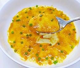 #福气年夜菜#咸蛋黄炖蛋的做法