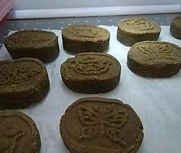 带皮奶香绿豆糕的做法