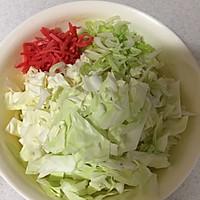 """日本料理""""大阪烧""""(お好み焼き)的做法图解4"""