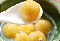 番薯汤圆的做法