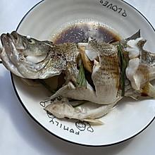 #中秋团圆食味#清蒸鲈鱼