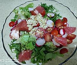 香草沙拉的做法