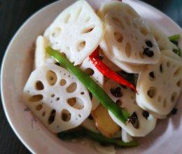 #豪吉川香美味#好吃的凉拌莲藕