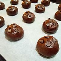 巧克力曲奇饼干#快手又营养,我家的冬日必备菜品#的做法图解9