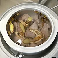 西洋参石斛炖瘦肉-(清热滋润养颜)的做法图解4