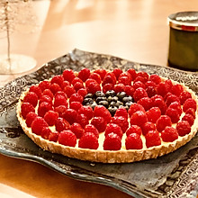 卡仕达树莓挞#爱好组-低筋#