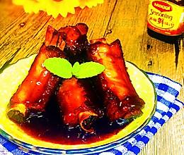 鲜嫩糖醋排骨#美极鲜味汁#的做法