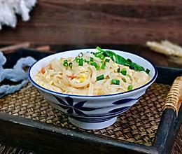 #我们约饭吧#番茄鸡蛋汤面的做法