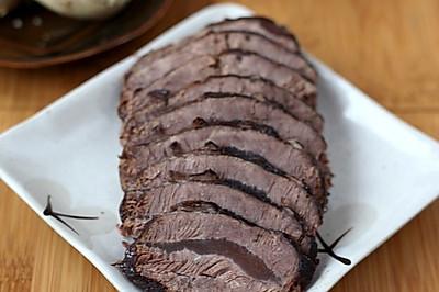 独门酱牛肉