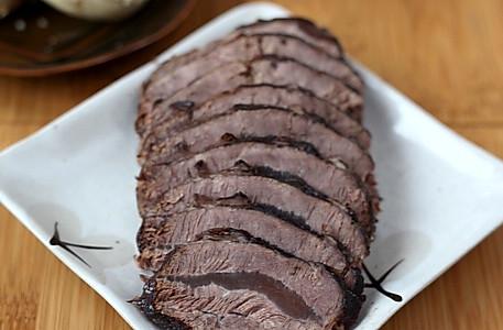 独门酱牛肉的做法