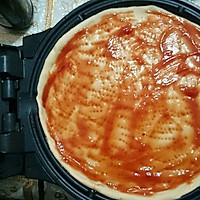 披萨的做法图解2