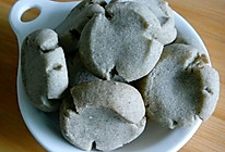 黑芝麻小饼干的做法