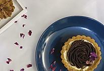 夏天限定—楊貴妃(荔枝)生巧克力塔的做法