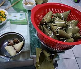 八宝粽子的做法