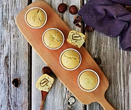 栗子海绵小蛋糕的做法