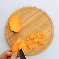芒果糯米糍的做法图解1