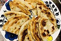又香又酥脆的芝麻葱油饼(油酥版)的做法