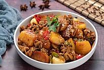 土豆溜肥肠的做法