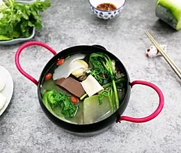 #冬天就要吃火锅#椰子鸡火锅的做法