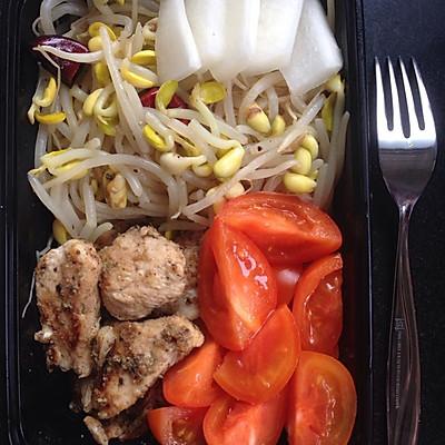 健身餐:超美味减肥低卡鸡胸肉