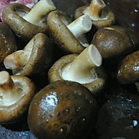 香菇肉片的做法图解2