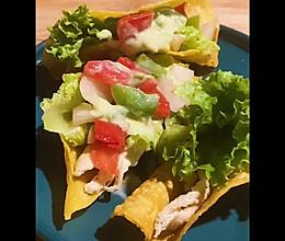 健康餐版Taco的做法