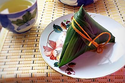 #甜粽VS咸粽,你是哪一党?#端午吃肉粽