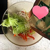 #520,美食撩动TA的心!#回甘三鲜丝的做法图解4