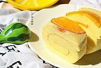 香橙戚风蛋糕卷的做法