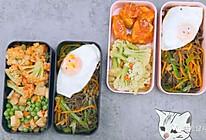 健康便当27(素炒藜麦面+番茄菜花)的做法