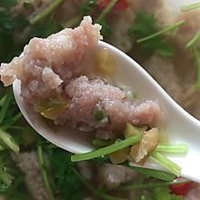 温州瘦肉丸福鼎肉片(温州泰顺美食)