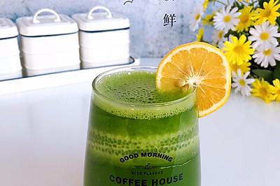 ㊙️美白祛斑丨青瓜柠檬蜂蜜汁