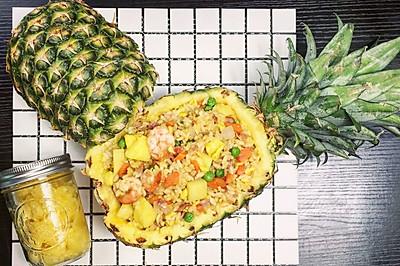 菠萝炒饭 | 清甜可口,甘之如饴