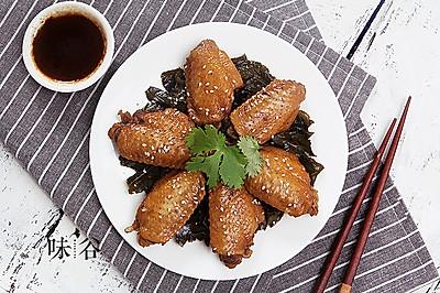 消暑解油腻的大肉菜——茶香鸡翅中