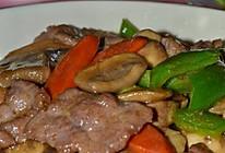 牛肉炒蘑菇的做法