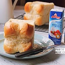 鲜奶油酒店面包#安佳儿童创意料理#