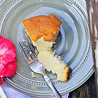 棉花糖般轻柔的美味值得收藏--日式棉花芝士蛋糕的做法图解6