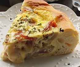 德式快速面包-----培根奶油浓汤包的做法