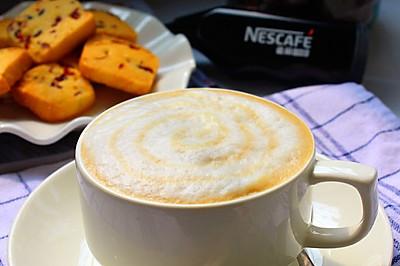 之卡布奇诺#变身咖啡大师#