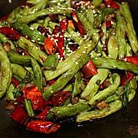 饭店的必点菜#干煸芸豆#的做法图解9