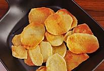 薯片(微波炉版)的做法
