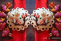 新年好彩头|花样面食枣花糕——喜鹊登梅#盛年锦食·忆年味#的做法