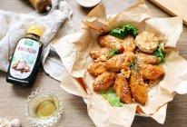 蒜香蜜汁鸡翅的做法