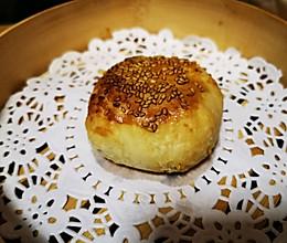 #美食视频挑战赛# 蟹壳黄的做法