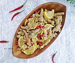 柠檬香辣凤爪#麦子厨房#美食锅的做法