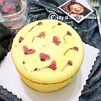 【樱花鲜果祼蛋糕】#豆果5周年#的做法图解10
